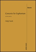 CONCERTO FOR EUPHONIUM (Brass Band Parts)