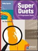 SUPER DUETS (Saxophone Duet, AA or TT)