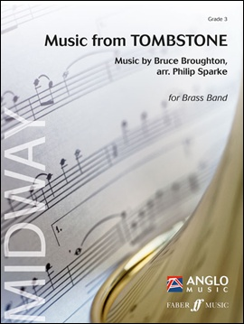 TOMBSTONE, Music from (Brass Band)