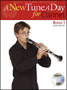 NEW TUNE A DAY FOR CLARINET Book 1 (Book/CD)
