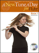 NEW TUNE A DAY FOR FLUTE Book 1 (Book/CD)
