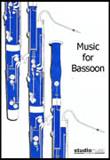 CATCHY TUNES FOR 'OONS -Book 1 (Bassoon)