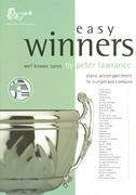 EASY WINNERS  (Opt. Piano Accompaniment for Trumpet and Trombone)