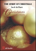 SPIRIT OF CHRISTMAS, The (4-Part/with opt. SATB choir)