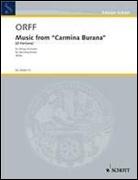 CARMINA BURANA, Music from (String Orchestra)