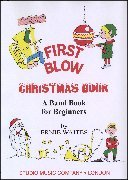 FIRST BLOW Christmas  (Learner Flute)