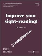 IMPROVE YOUR SIGHTREADING Grades 4-5 (Clarinet)