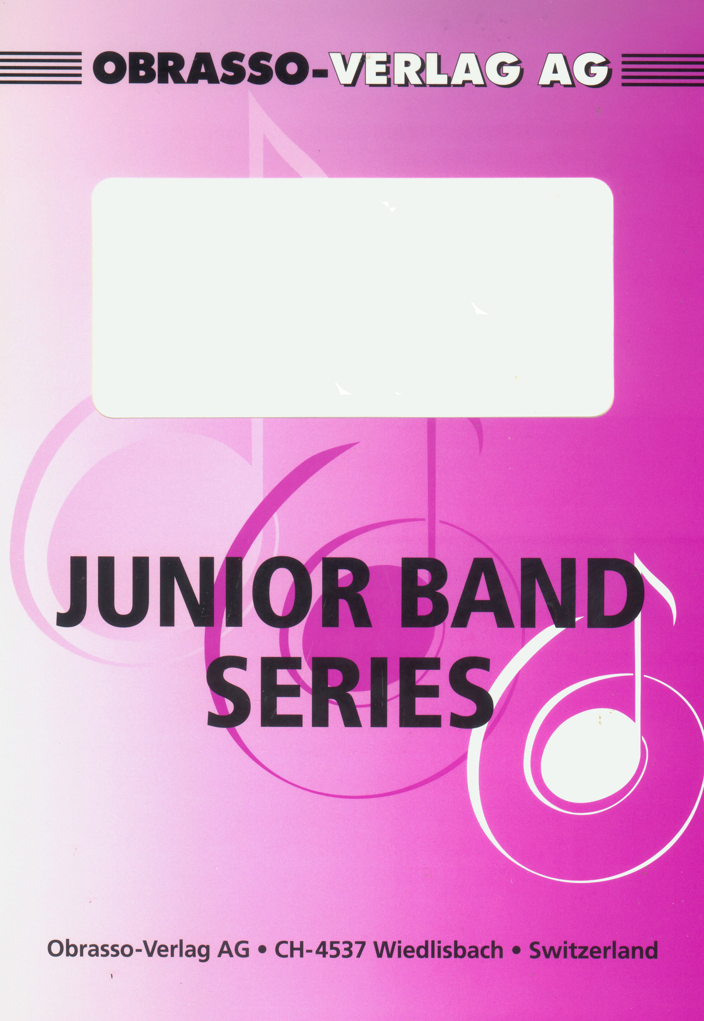 HANDBAGS AND GLADRAGS (Junior Band no.21)