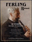 48 Studies for Oboe (or Saxophone), op.31