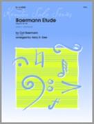 BAERMANN ETUDE (Clarinet and Piano)
