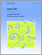CAN CAN (Alto Saxophone and Piano)