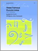 THREE FAMOUS PUCCINI ARIAS (Alto Saxophone and Piano)