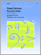 THREE FAMOUS PUCCINI ARIAS (F Horn and Piano)