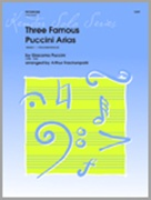 THREE FAMOUS PUCCINI ARIAS (Trombone and Piano)