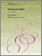 AMERICAN PATROL (AAT Saxophone Trio)