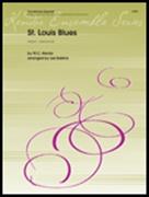 ST. LOUIS BLUES (SATB Saxophone Quartet)