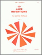 10 JAZZ INVENTIONS (Trumpet Duet)