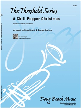 CHILI PEPPER CHRISTMAS, A (Intermediate Jazz Ensemble)