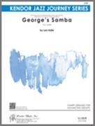 GEORGE'S SAMBA (Intermediate Jazz Ensemble)
