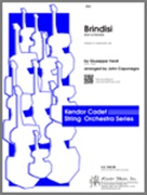 BRINDISI (from La Traviata) (Easy String Orchestra)