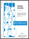 GOSSEC GAVOTTE (Easy String Orchestra)