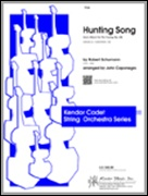HUNTING SONG (Easy String Orchestra)