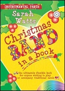 CHRISTMAS BAND IN A BOOK Instrumental Parts 10 pack (Flexible Ensemble)