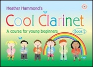 COOL CLARINET Book 1 (Clarinet Pupil's Book 10 Pack)