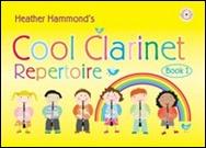 COOL CLARINET REPERTOIRE Book 1 (Clarinet Pupil's Book/CD)