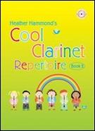 COOL CLARINET REPERTOIRE Book 2 (Clarinet Pupil's Book/CD)