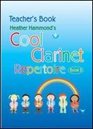 COOL CLARINET Book 2 (Clarinet Teacher's Book)
