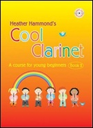 COOL CLARINET Book 2 (Clarinet Pupil's Book/CD)