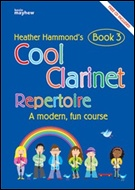 COOL CLARINET REPERTOIRE Book 3 (Clarinet Pupil's Book/CD)