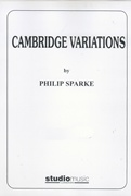 CAMBRIDGE VARIATIONS (Brass Band Parts only)