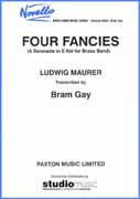 FOUR FANCIES (Brass Band Parts)