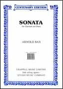 SONATA (Clarinet - Bax)