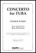 CONCERTO FOR TUBA (Darrol Barry)