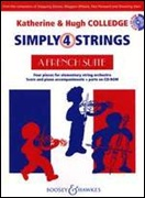 SIMPLY 4 STRINGS: A French Suite (String Orchestra)