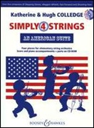 SIMPLY 4 STRINGS: An American Suite (String Orchestra)
