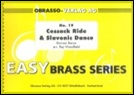 COSSACK RIDE AND SLAVONIC DANCE (Easy Brass Band)