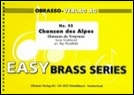 CHANSON DES ALPES (Easy Brass Band)