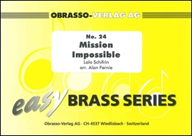 MISSION: IMPOSSIBLE (Easy Brass Band)