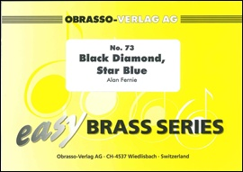 BLACK DIAMOND, STAR BLUE (Easy Brass Band)