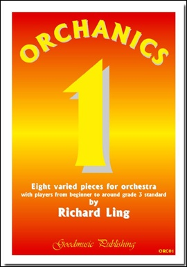 ORCHANICS 1 (Junior Orchestra Set)