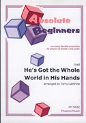 HE'S GOT THE WHOLE WORLD IN HIS HANDS (Absolute Beginners)