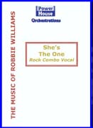 SHE'S THE ONE (Vocal Rock Combo)