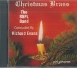 CHRISTMAS BRASS (Brass Band CD)