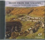 BRASS FROM THE VALLEYS (Brass Band CD)
