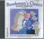 BANDSMAN'S CHOICE (Brass Band CD)