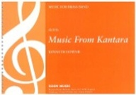 MUSIC FOR KANTARA (Brass Band Extra Score)